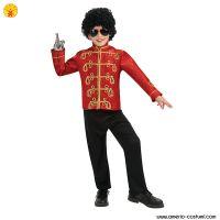 Michael Jackson - RED MILITARY - Bambino