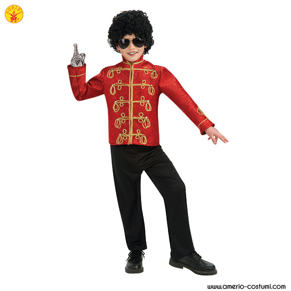 Michael Jackson - RED MILITARY - Bambino