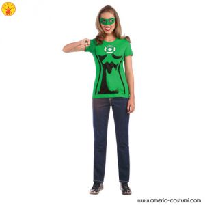 GREEN LANTERN™ (FEMALE) SHIRT COSTUME