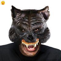 MANWOLF - Maschera MEZZO VISO