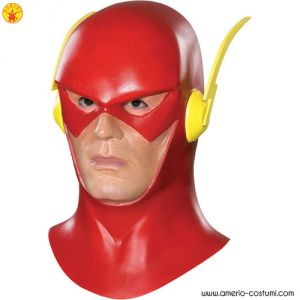 THE FLASH™ - ADULT MASK W/COWL