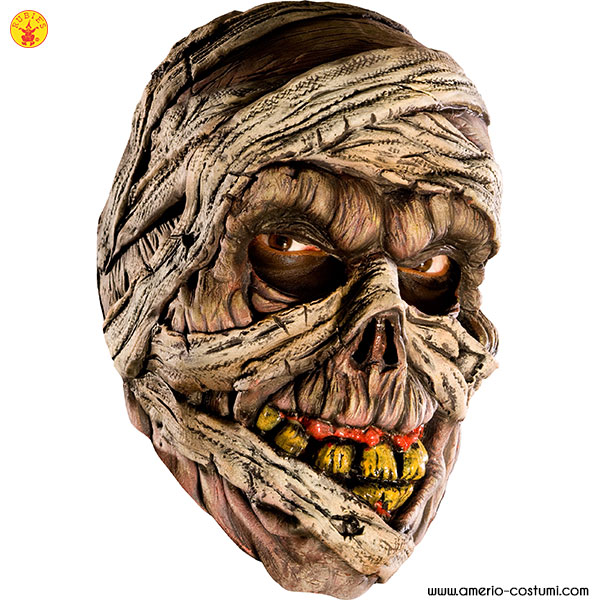 ADULT CORPSE MUMMY MASK