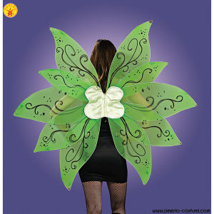 POISONOUS FAIRY WINGS
