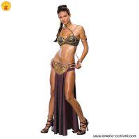 SEXY PRINCESS LEIA SLAVE - Adulto