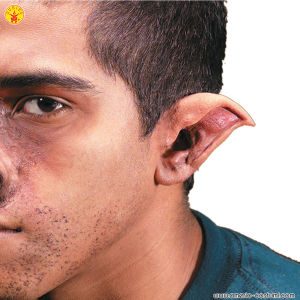 MAKEUP PROSTHETICS EVIL EARS
