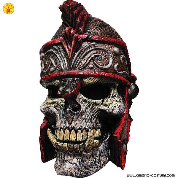 Maschera del gladiatore