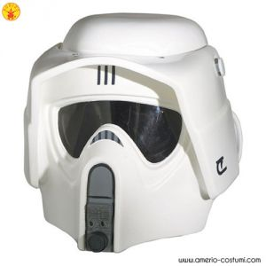 Casco SCOUT TROOPER - COLLECTORS HELMET