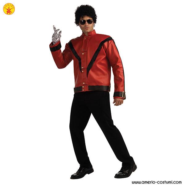 Michael Jackson - THRILLER - RED JACKET dlx