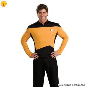 STAR TREK TNG - UNIFORM dlx - GOLD