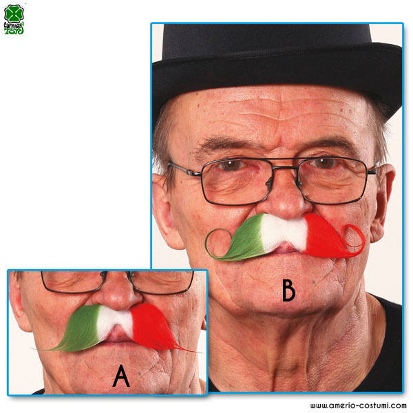 Moustache ITALIE
