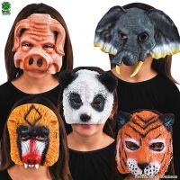 Maschera ANIMALE BIMBO - disp. 5 mod.