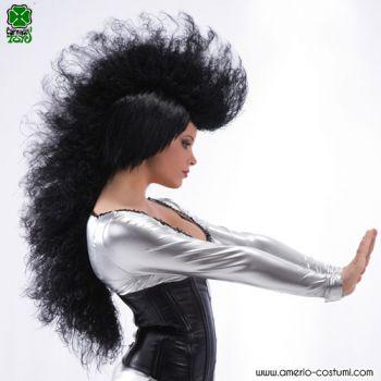 Parrucca BLACK PUNK
