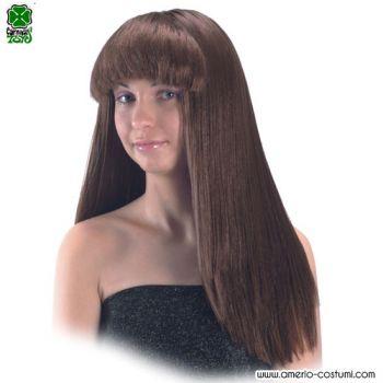 Parrucca COSMIC GIRL - CASTANA