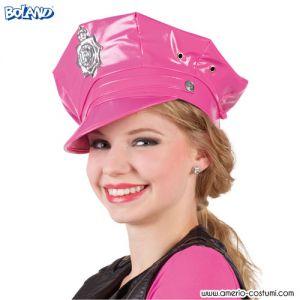 Cappello POLIZIOTTA ROSA