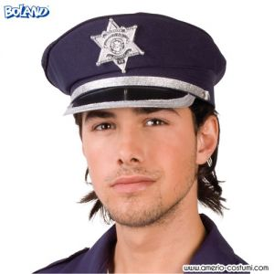 Cappello POLICE OFFICER