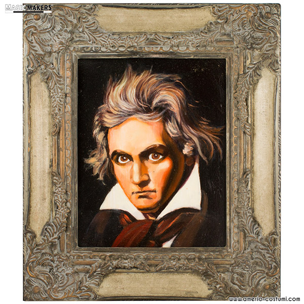 HAUNTED PAINTINGS: BEETHOVEN