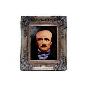 HAUNTED PAINTINGS: EDGAR ALAN POE