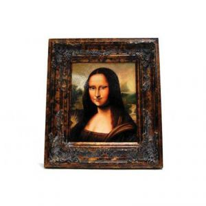 HAUNTED PAINTINGS: MONA LISA