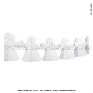 PCS GARLAND 4M GHOST WHITE