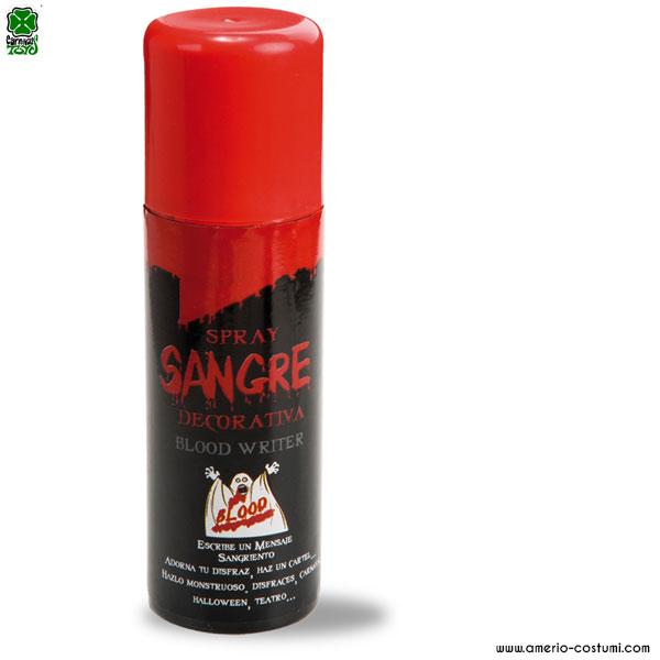 VERNICE SANGUE FINTO SPRAY PER DECORAZIONI- 83 ml
