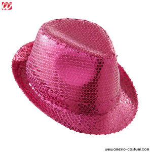 Cappello IN PAILLETTES - PINK
