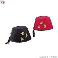 Cappello FEZ IN FELTRO - disp. 2 col.