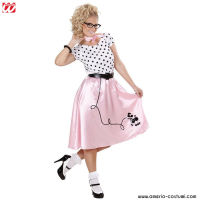 50s POODLE GIRL
