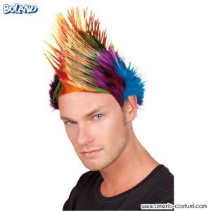 Wig SPIKY MIKE