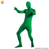 GREEN - 2nd Skin Suit