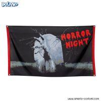 "BANDIERA ""HORROR NIGHT"" - 90x150 cm"