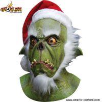 Masque GREEN SANTA