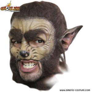 Maschera WOLF Dlx