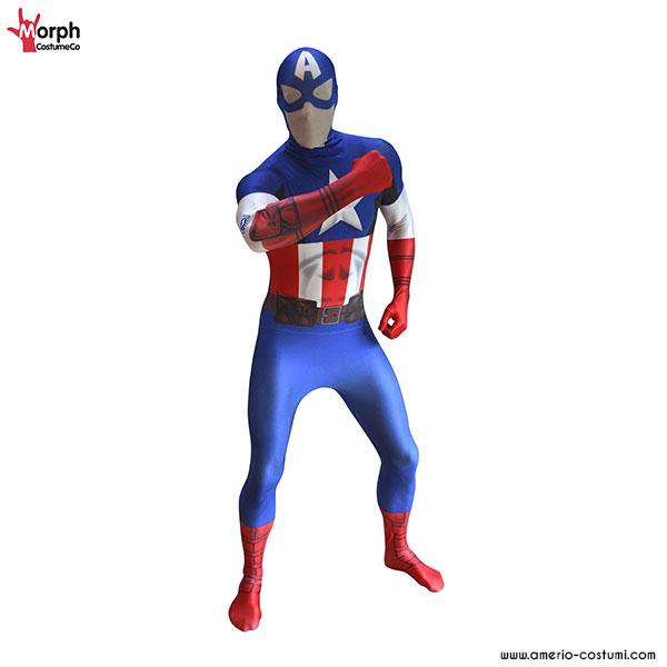 CAPITAN AMERICA - MorphSuit