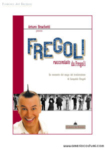 BRACHETTI PRESENTA FREGOLI RACCONTATO DA FREGOLI - FLORENCE ART