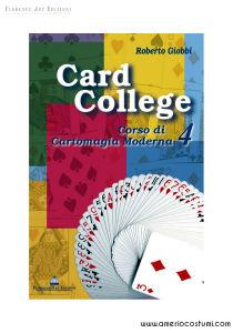 GIOBBI ROBERTO - CARD COLLEGE 4 - FLORENCE ART
