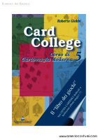 GIOBBI ROBERTO - CARD COLLEGE 5 - FLORENCE ART