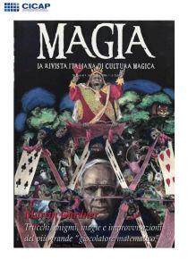 MAGIA 04 - IL GIOCOLATORE MATEMATICO