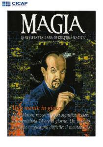 MAGIA 06 - UNA MENTE IN GIOCO