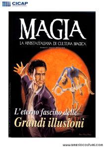 MAGIA 15 - L'ETERNO FASCINO DELLE GRANDI ILLUSIONI