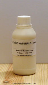 LATTICE NATURALE - 100 ml