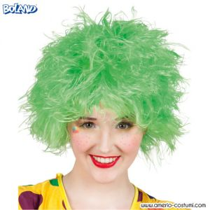 Parrucca FRIZZY - GREEN
