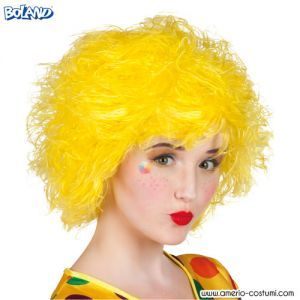 Parrucca FRIZZY - YELLOW