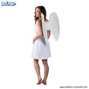 ALI ANGELO IN PIUME - 65x65 cm - Bianche