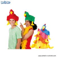 Cappello CRAZY CHICKEN - disp. 6 col.