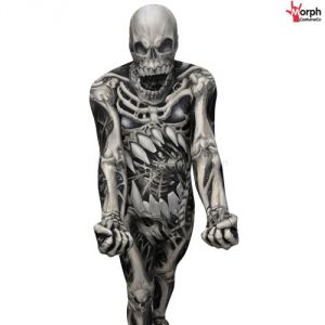 THE SKULL AND BONES - MorphSuit