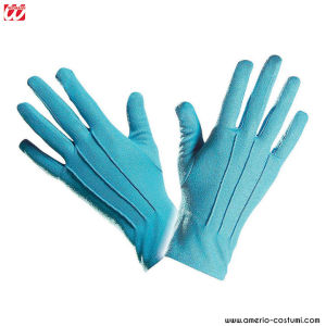 GLOVES - TURQUOISE