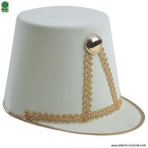 Cappello MAJORETTE - BIANCO