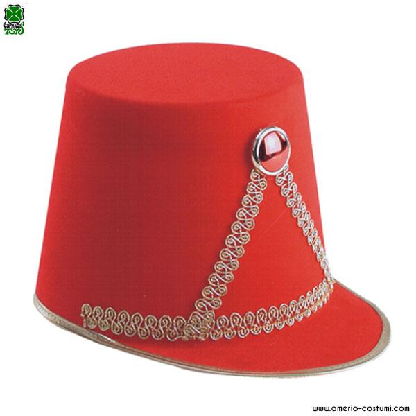 Cappello MAJORETTE - ROSSO