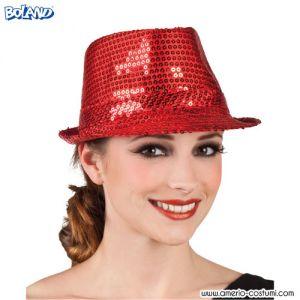 Cappello POPOSTAR - ROSSO