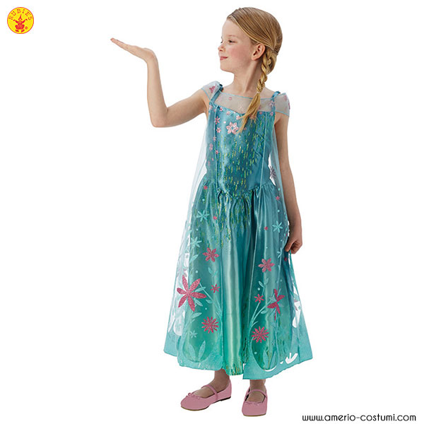 ELSA FEVER DRESS - Bambina